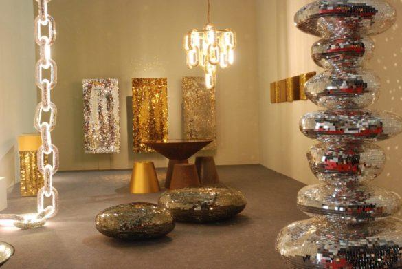 Davide Medri, Master of Mirror Mosaics