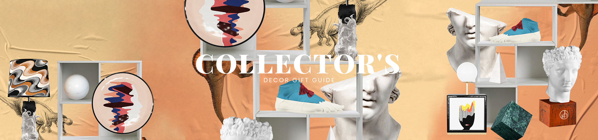Collector's - decor gift guide