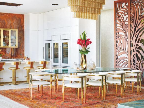 Inside Lenny Kravitz's Maximalist Home