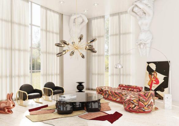 Hommés Studio haute couture interior design projects