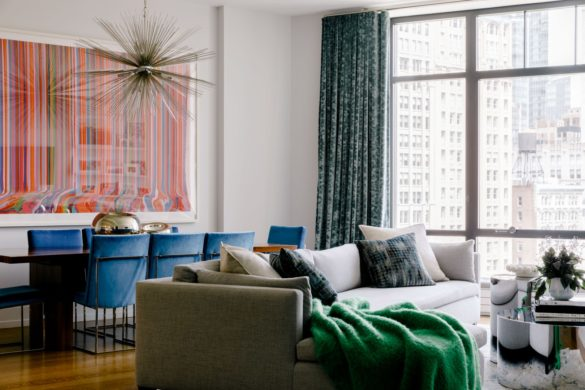 Arielle Charnas's Inspired New York Apartment