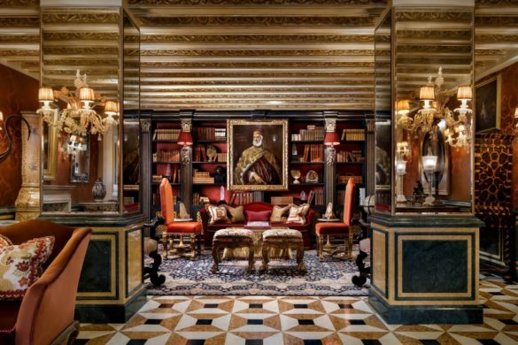 9 Most Famous Hotel Rooms in the World
