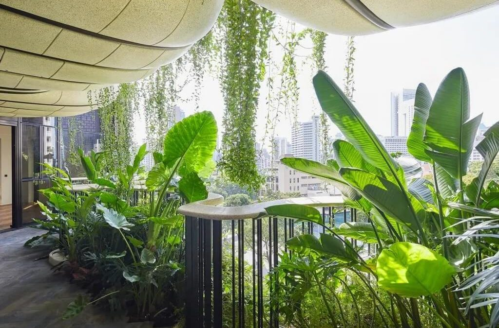 Thomas Heatherwick's Biophilic Design Project
