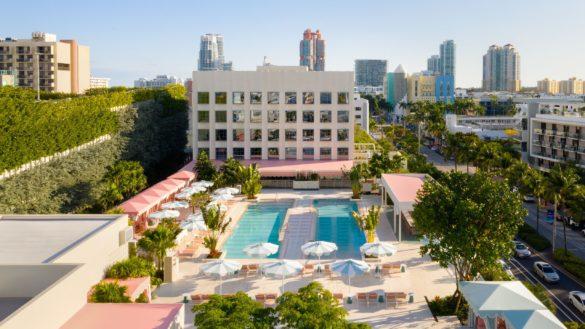 Pharrell Williams & David Grutman's New Goodtime Hotel