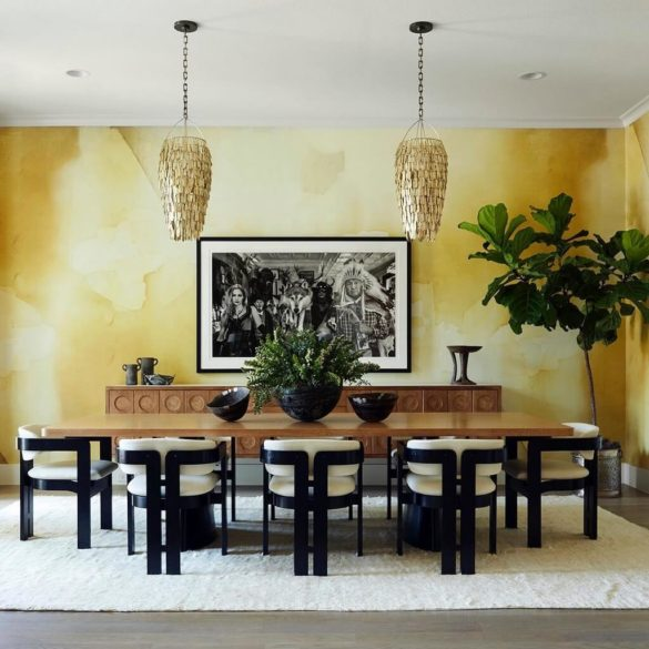 Use Yellow Paint In Your Interior Design Project Like a Pro