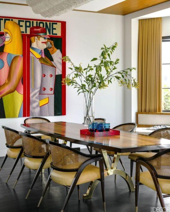 Dining Room's Conversation Starter