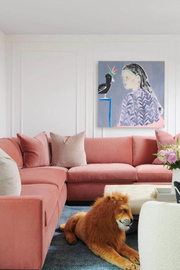 Spring Color Palette Home