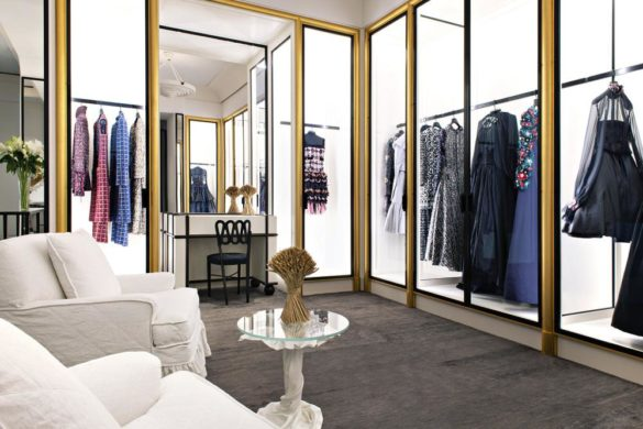 The new home of Chanel Haute Couture