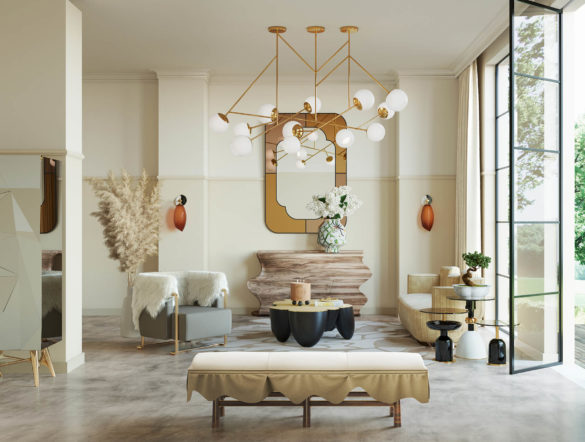 Console Tables Ideas - Entryways & Living Room Decor