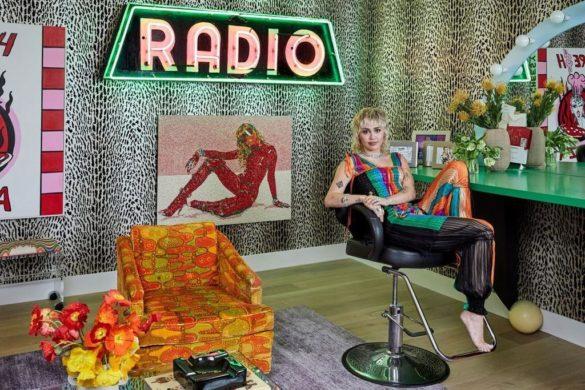 Miley Cyrus LA Home