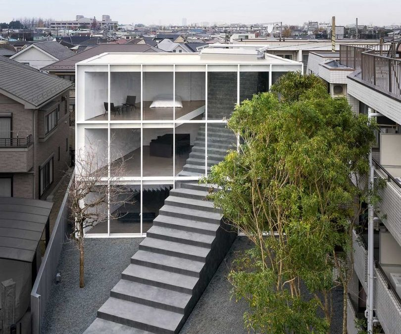 Tokyo House Where Minimalist Design Has All Our Attention