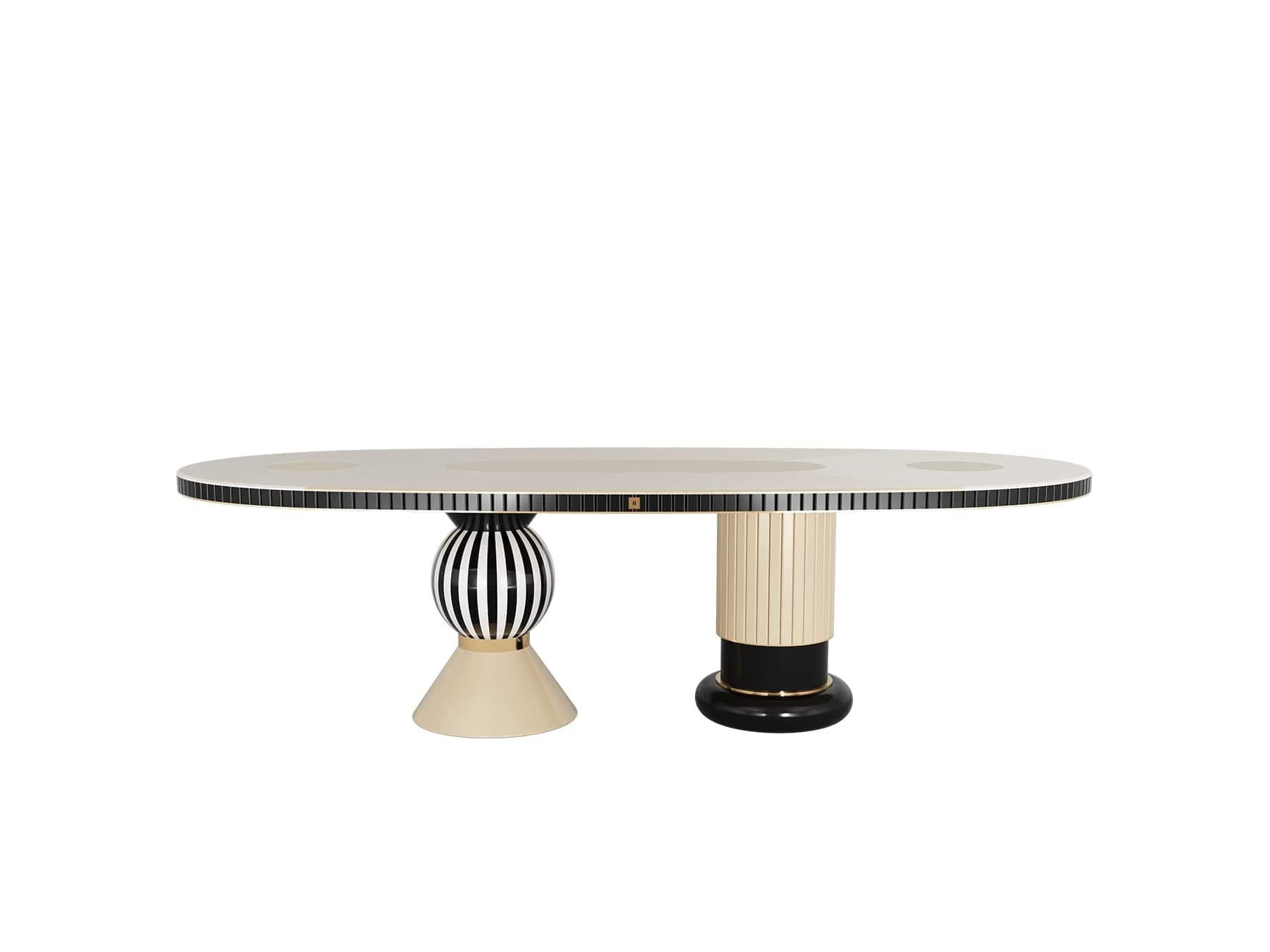 Memphis Design Furniture - Fuschia by Hommés Studio