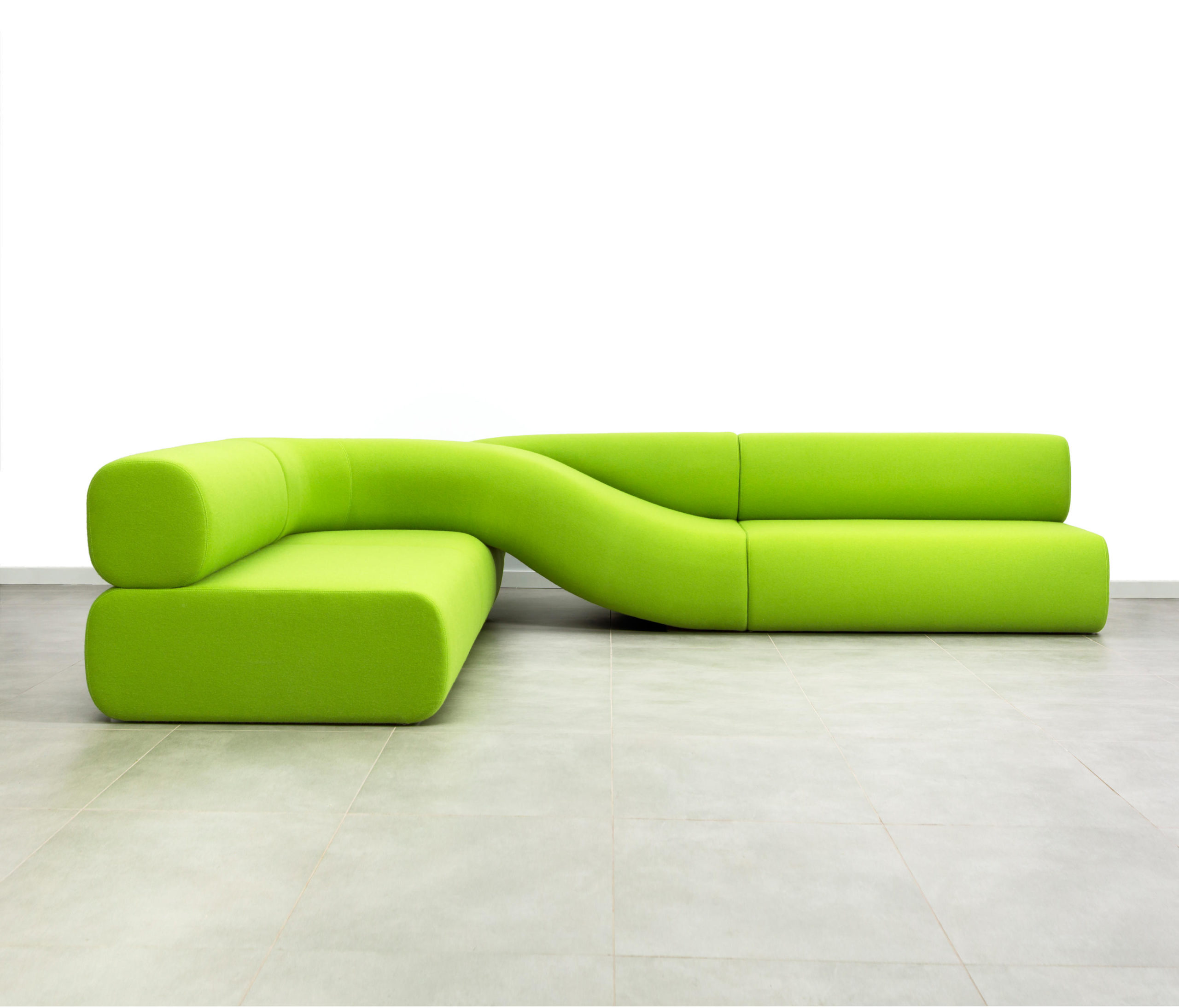 Curvy Sofa by Dune Furniture