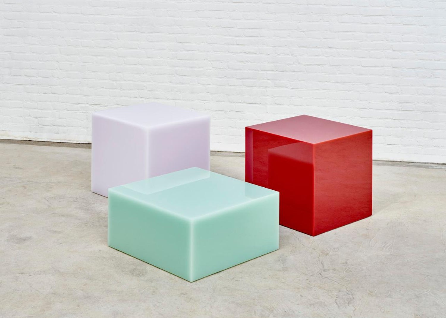 Memphis Design Furniture - Candy Cube by Sabine Marcellis