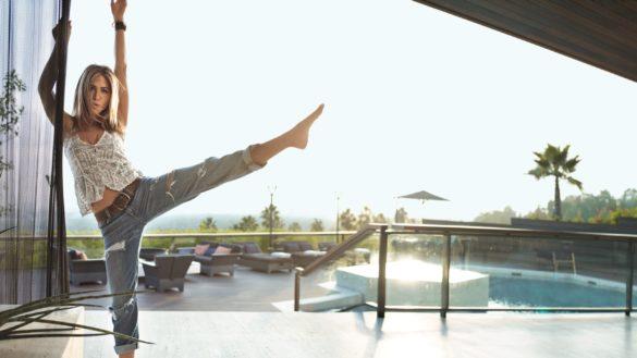 Jennifer Aniston Home