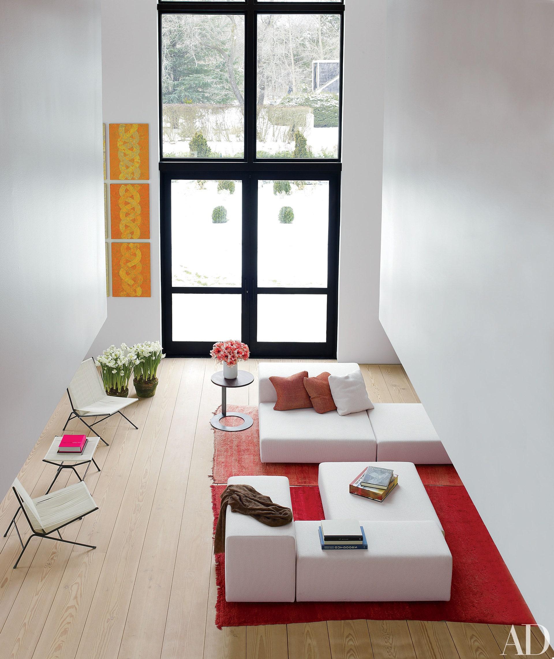Double-Height Ceilings decor