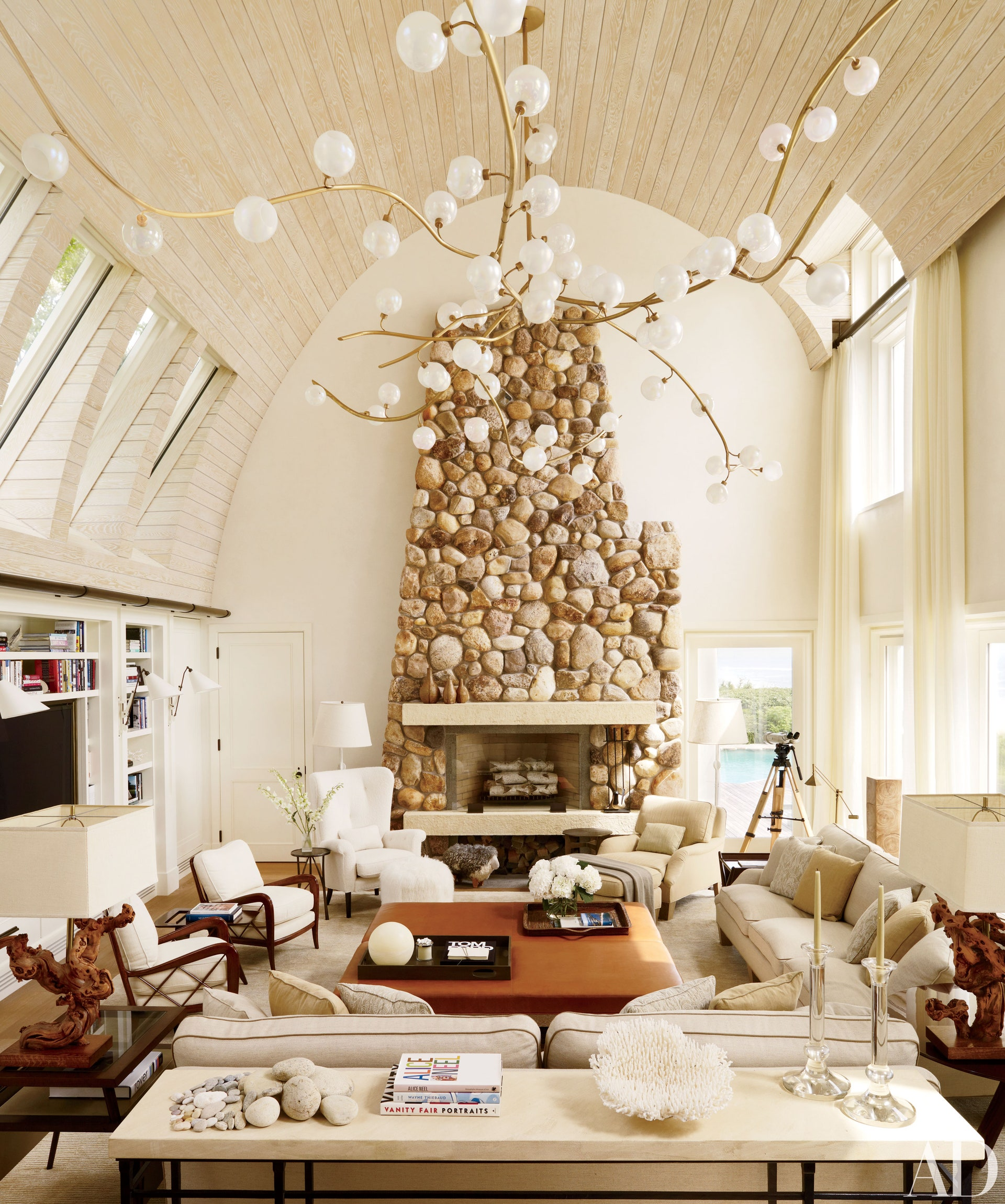 Double-Height Ceilings
