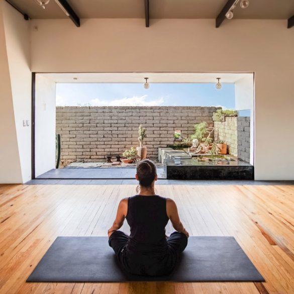 Wellness Room at Home - Yoda Studio, Meditation Room and Home Gym