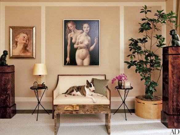 Celebrity Pets - Celebrity Dogs - Celebrity Cats - Marc Jacobs Dog