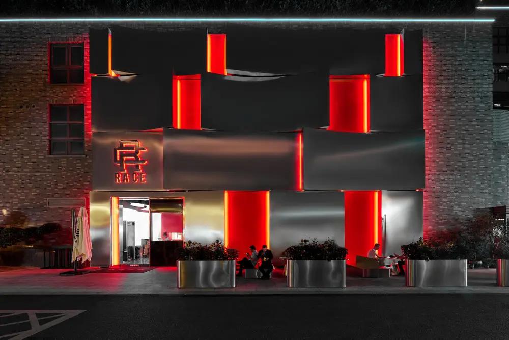 Chinese modern club