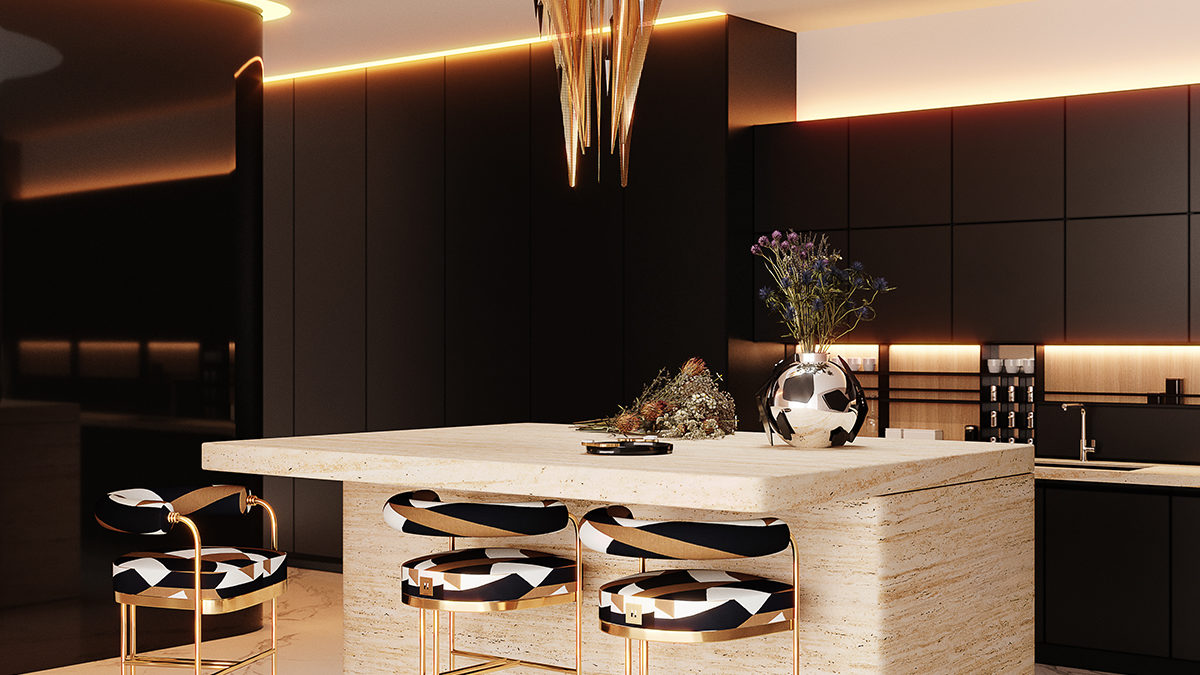 Kitchen Decor – How To Create the Perfect and Bold Kitchen Design