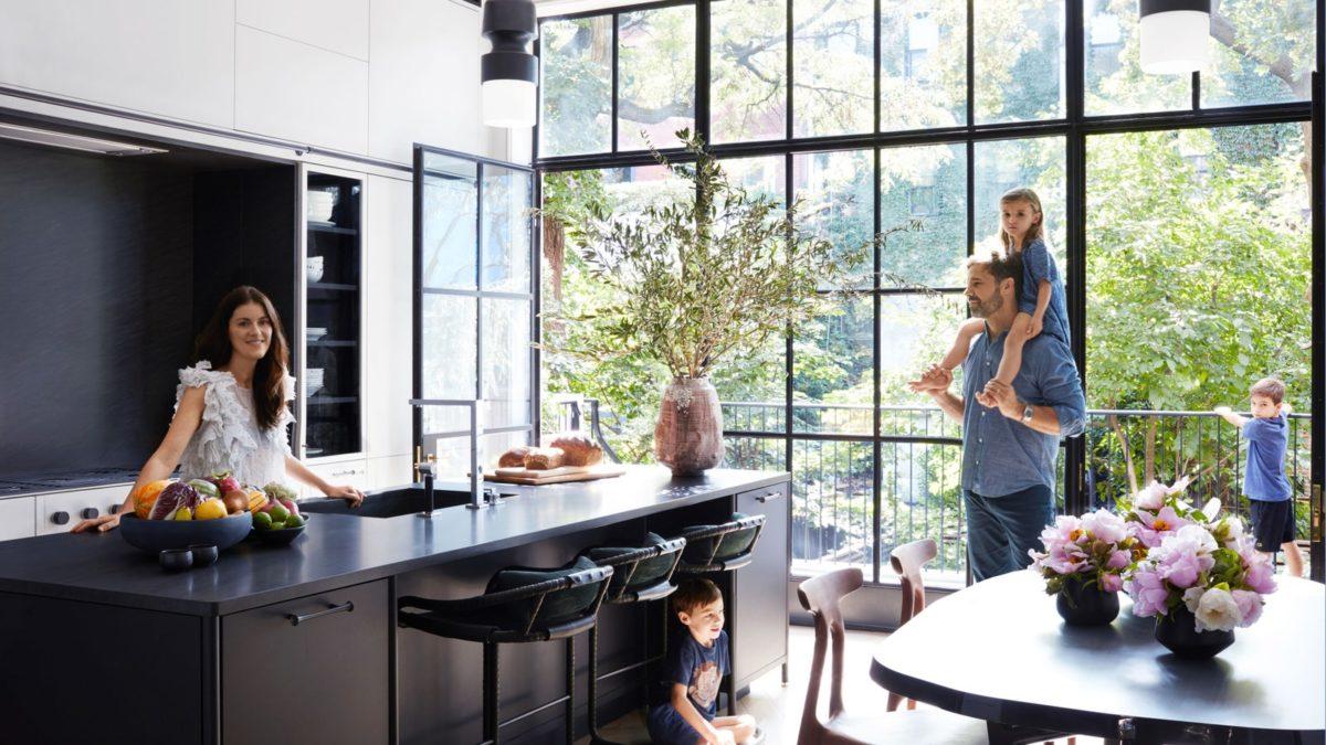 West Village Townhouse – Interior Design by Alisa Bloom