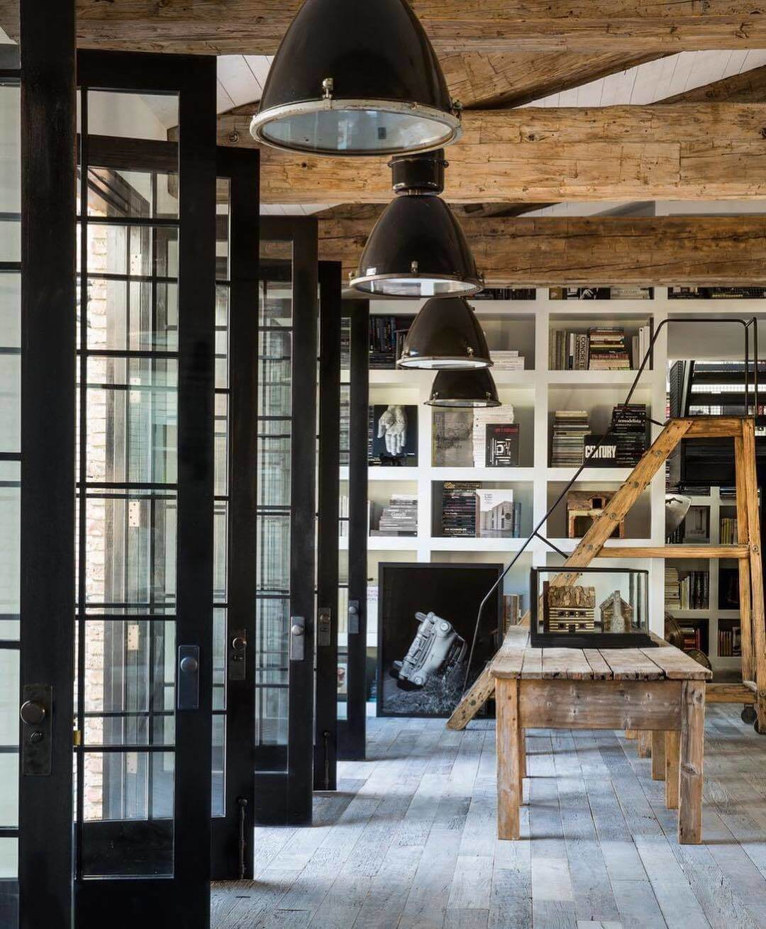 Modern Celebrity Homes - Diane Keaton Home