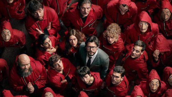 La Casa de Papel - Money Heist Season 5